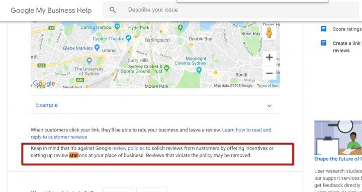 Google reviews coming from same IP - Local Search Forum